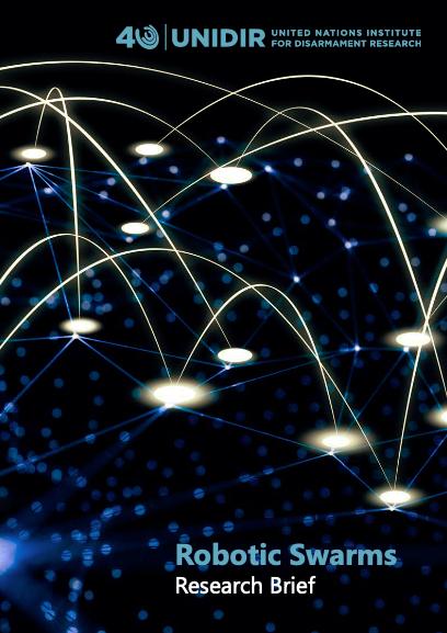 swarm robotics research brief