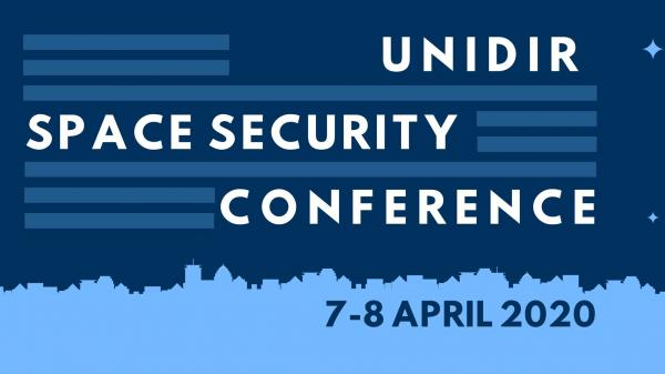 Space Security Conference 2020